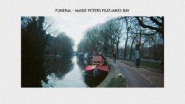Funeral (feat. James Bay) [Lyric Video] Maisie Peters Soundtrack Music Video 2021 New Songs Albums Artists Singles Videos Musicians Remixes Image