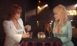 Does He Love You (feat. Dolly Parton) Reba McEntire Country Music Video 2021 New Songs Albums Artists Singles Videos Musicians Remixes Image
