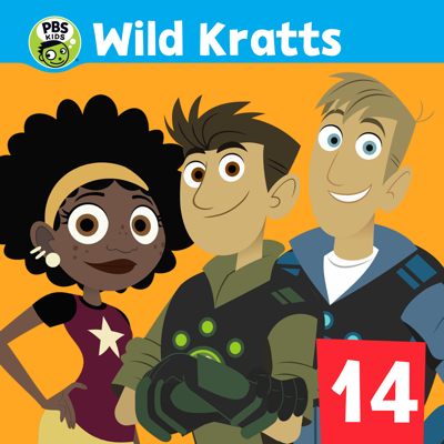 Wild Kratts, Volume 14 HD Download