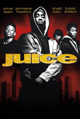 Ernest R. Dickerson - Juice  artwork
