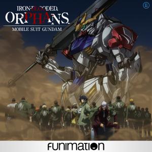 Mobile Suit Gundam: Iron-Blooded Orphans, Season 1, Pt. 2 (Original Japanese Version)