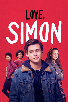 Greg Berlanti - Love, Simon  artwork