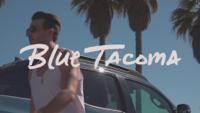 Blue Tacoma