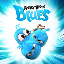 ‎Angry Birds Blues, Vol  1