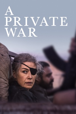 ‎A Private War on iTunes