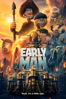 Nick Park - Early Man  artwork