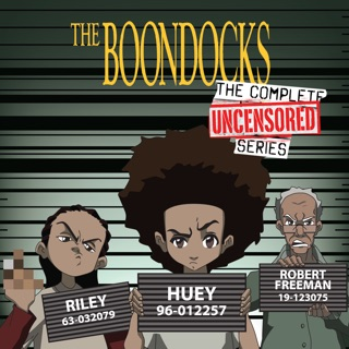 The Boondocks: The Complete Series on iTunes