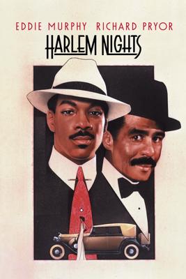 Eddie Murphy - Harlem Nights  artwork