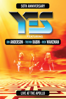 Yes Featuring Jon Anderson, Trevor Rabin, Rick Wakeman - Live At the Apollo  artwork