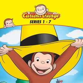 780aefe9ff Curious George, Series 1 - 7 on iTunes