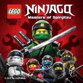Lego Ninjago Masters Of Spinjitzu Season 8 En Itunes