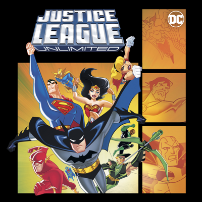 Justice League Unlimited, Season 1 HD Download