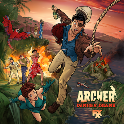 Archer: Danger Island, Season 9 HD Download