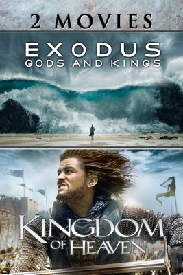 Poster for Exodus + Kingdom of Heaven 2 Movies