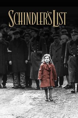 Steven Spielberg - Schindler's List  artwork