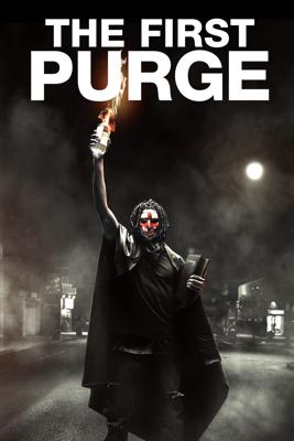 Gerard McMurray - The First Purge  artwork