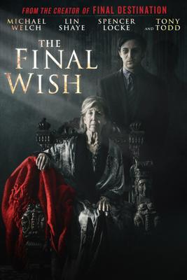 Timothy Woodward Jr. - The Final Wish  artwork
