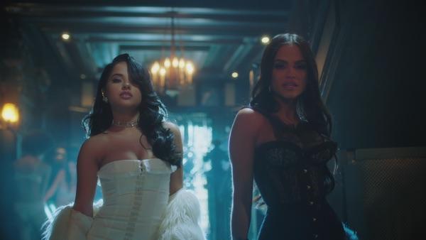 Becky G. & Natti Natasha -  music video wiki, reviews