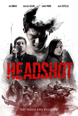Timo Tjahjanto & Kimo Stamboel - Headshot illustration