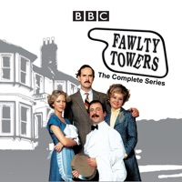 Fawlty Towers, The Complete Series