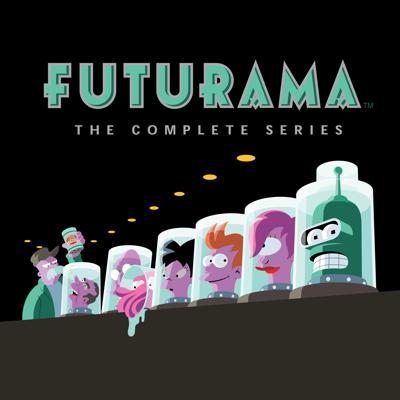 Futurama, Complete Series HD Download