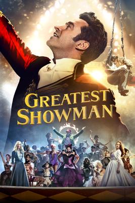 Michael Gracey - Greatest Showman Grafik