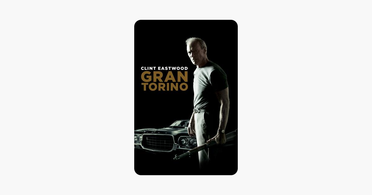 """Gran Torino"" in iTunes"