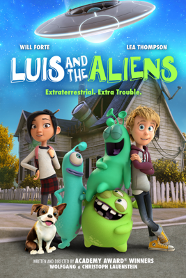 Unknown - Luis and the Aliens  artwork