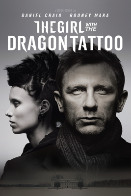 David Fincher - The Girl with the Dragon Tattoo  artwork