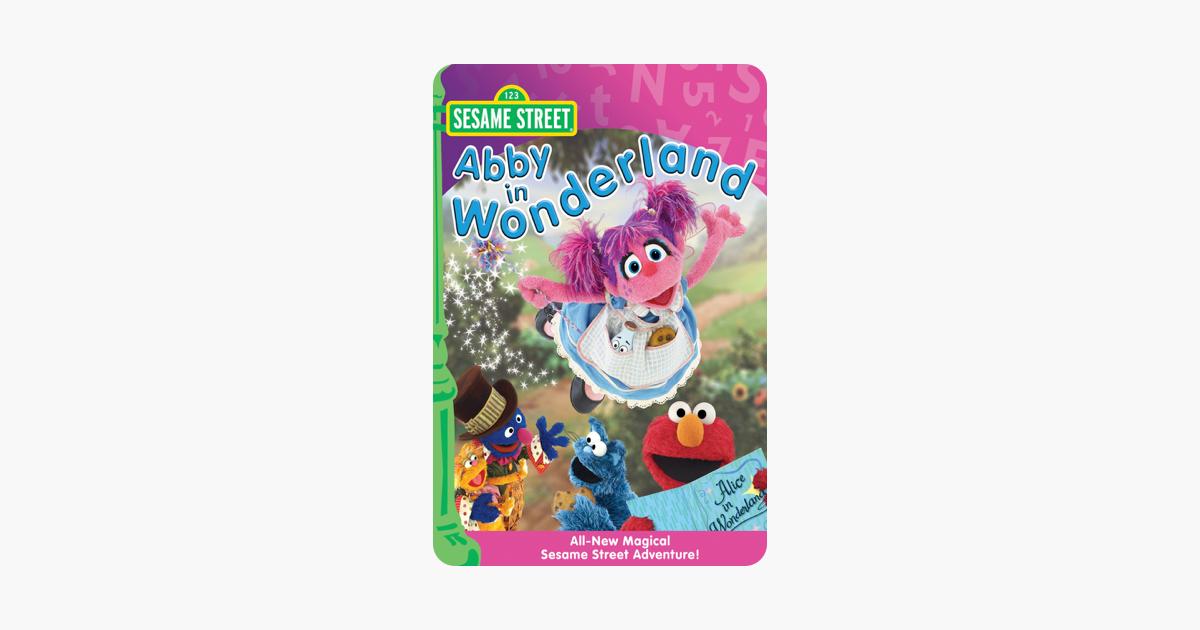 Sesame Street: Abby In Wonderland on iTunes