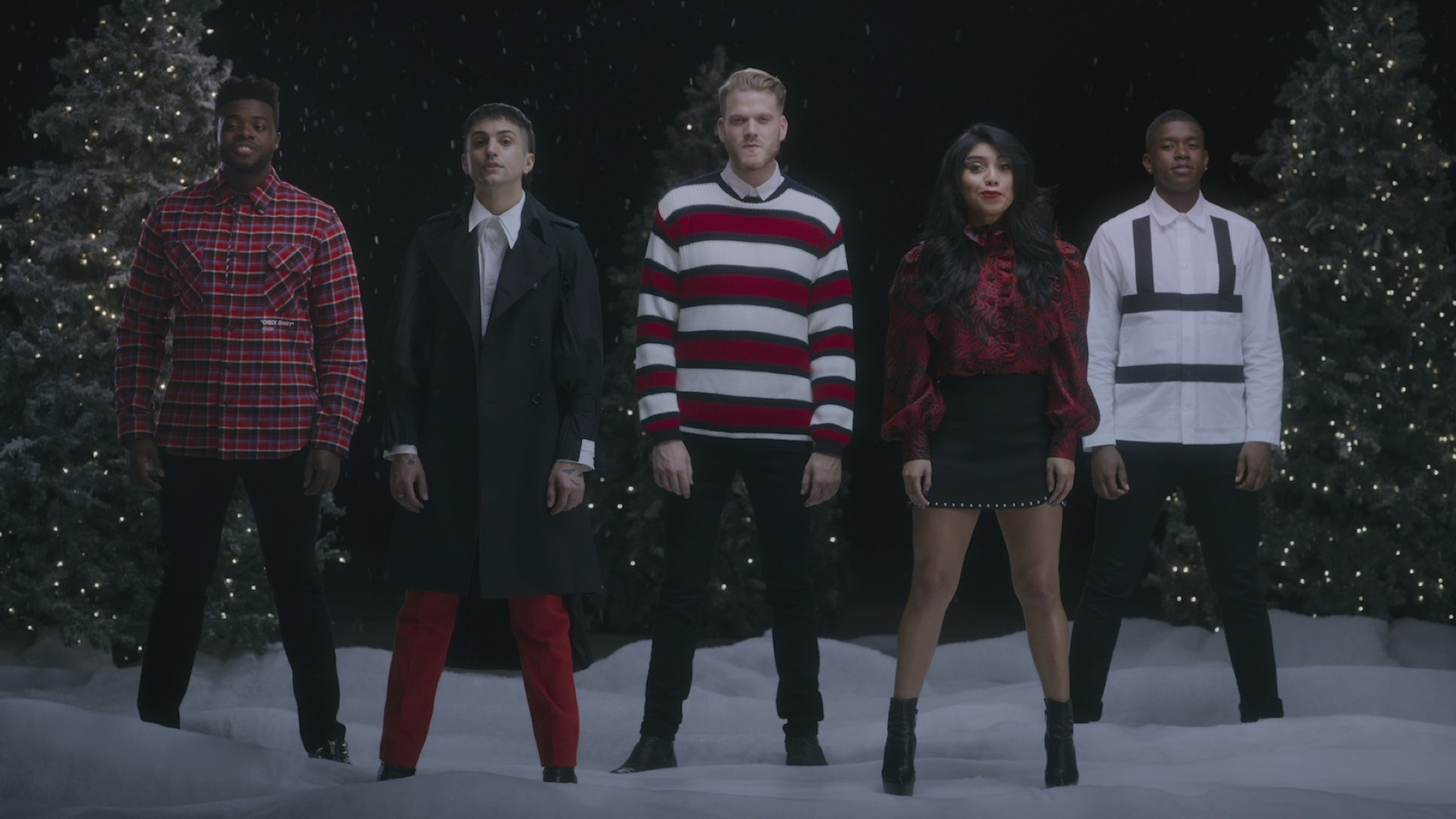 Making Christmas Official Video By Pentatonix On Apple Music