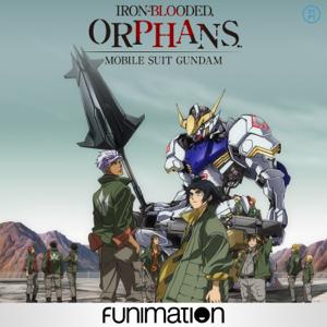Mobile Suit Gundam: Iron-Blooded Orphans, Season 1, Pt. 1