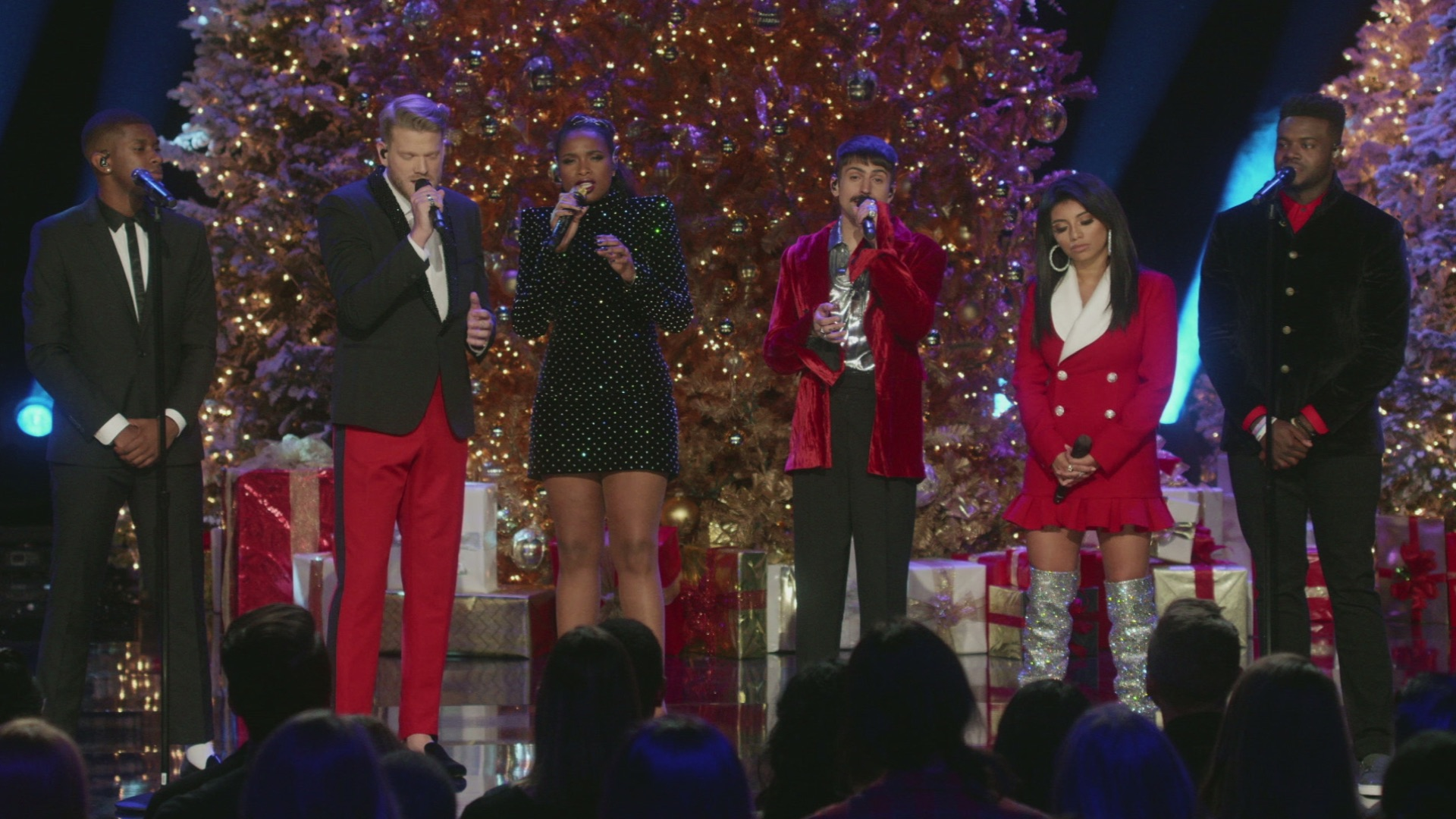 How Great Thou Art Feat Jennifer Hudson Live From A Very