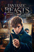 Fantastic Beasts and Where to Find Them - David Yates Cover Art