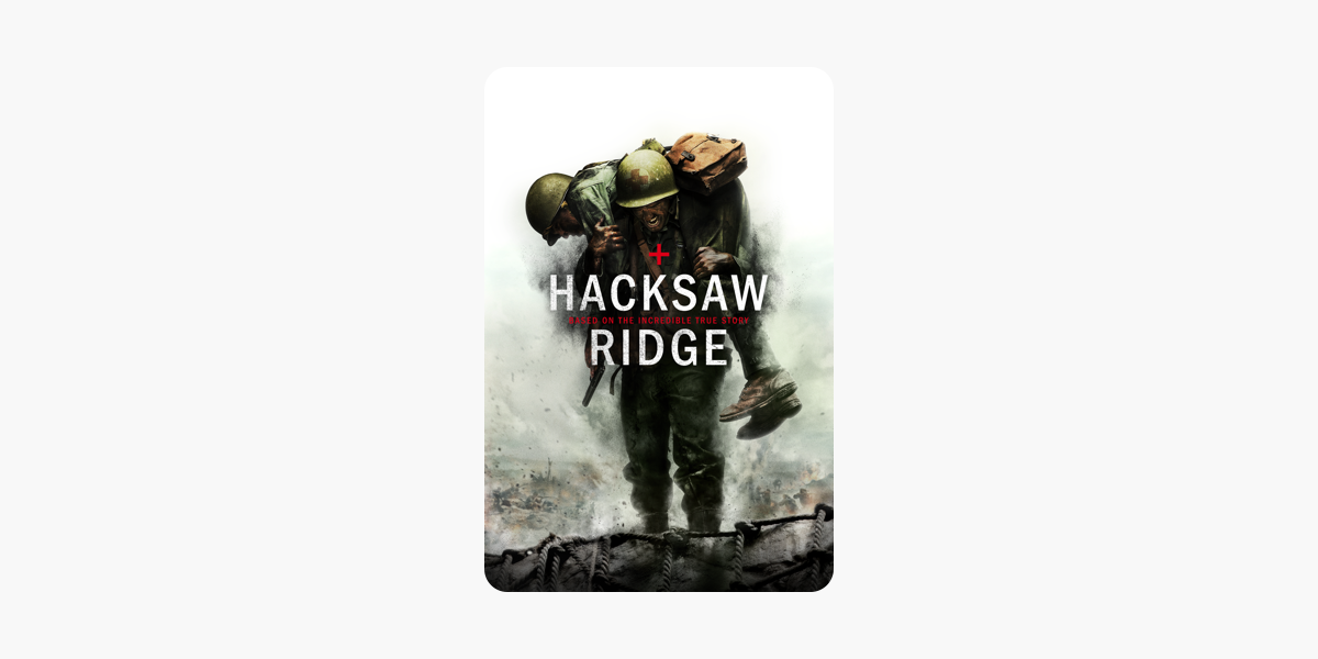 Hacksaw Ridge On Itunes