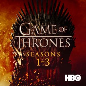 Game of Thrones, Seasons 1-3