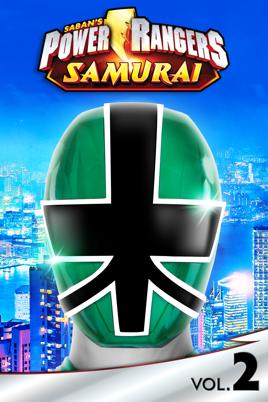 Power Rangers Samurai Volume 2 A New Enemy On Itunes