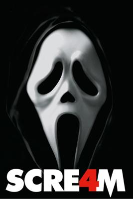 Wes Craven - Scream 4 illustration