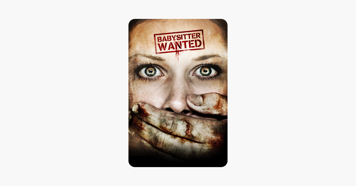 Babysitter Wanted on iTunes