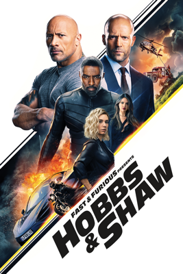 Fast & Furious Presents: Hobbs & Shaw HD Download