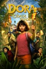 Capa do filme Dora e a Cidade Perdida