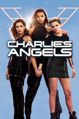 Elizabeth Banks - Charlie's Angels illustration