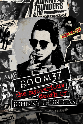 Vicente Cordero & Fernando Cordero - Room 37 - The Mysterious Death of Johnny Thunders bild
