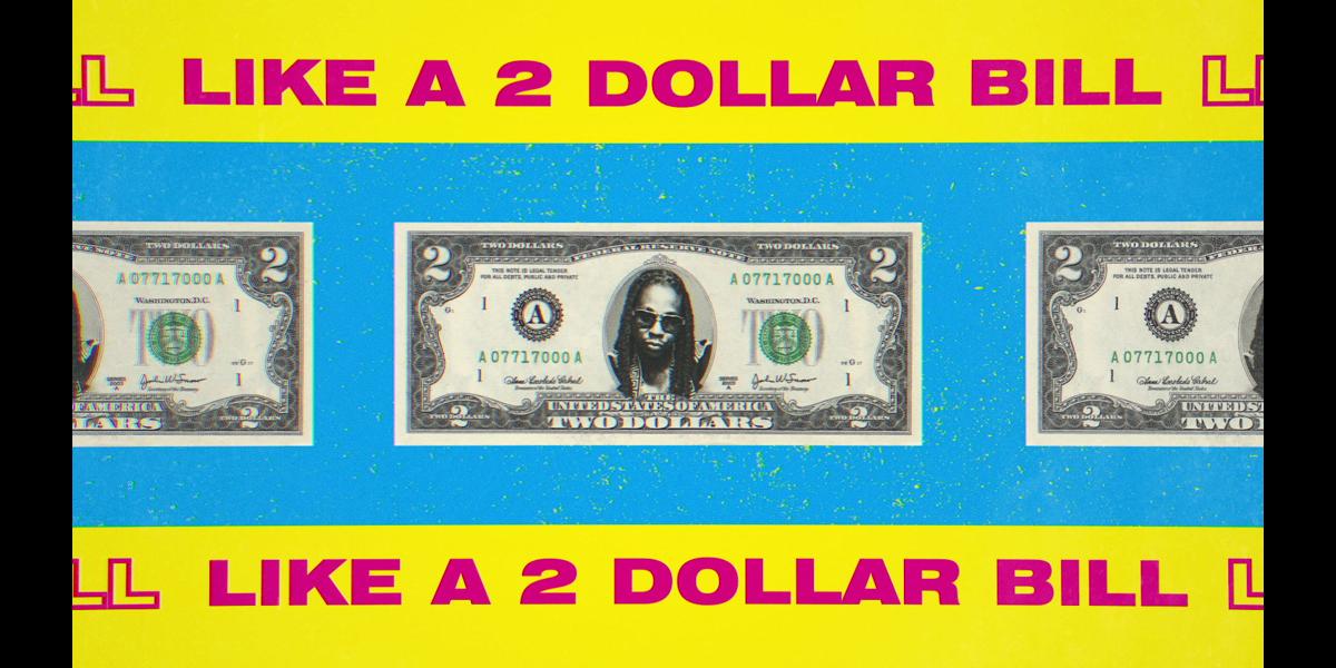 2 Dollar Bill (feat  Lil Wayne & E-40) [Lyric Video]