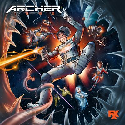 Archer: 1999, Season 10 - Archer
