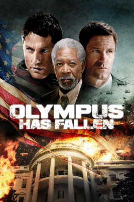 Antoine Fuqua - Olympus Has Fallen  artwork