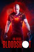 Bloodshot - David S. F. Wilson Cover Art