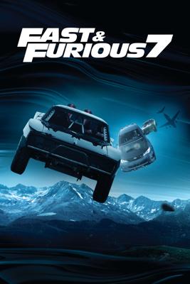 James Wan - Fast & Furious 7 illustration