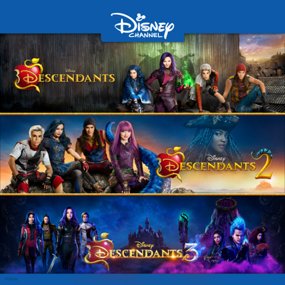 Descendants: 3-Movie Collection HD Download