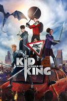Joe Cornish - The Kid Who Would Be King artwork
